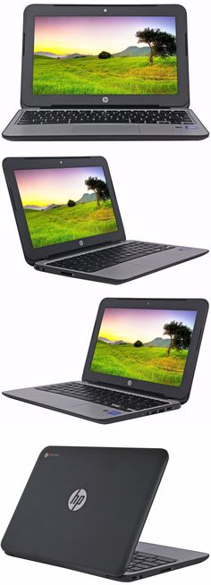 Computers Tablets Networking: New Hp Heavy Duty 11.6 Intel Dual Core 2.16Ghz 4Gb Ram 16Gb Ssd Chrome Os -> BUY IT NOW ONLY: $174.99 on eBay!