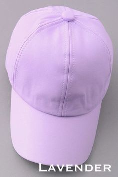 Grab and Go Leather Hat f70c94ef1769