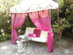 Bohemian Party Ideas Outside | Party, Garden dress ups my wife has come up with for our outdoor ...
