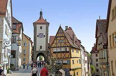 Castles In Frankfurt Germany | medival patrician's house, German Castles Road, Bavaria, South Germany ...