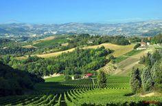 Panorama da Monte Avezzano