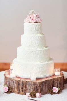 wedding cakes rustic and elegant - Yahoo Image Search Results