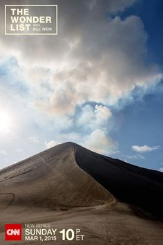 During a visit to Vanuatu, Bill Weir climbs the ridges of Mount Yasur, an active volcano that's been raging for thousands of years. The Wonder List with Bill Weir– Sunday, March 1, 2015 at 10pm ET on CNN (Photo by Philip Bloom)