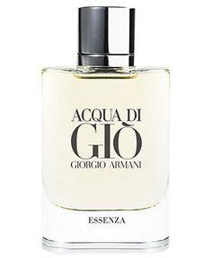 Giorgio Armani Acqua di Gio Essenza Fragrance Collection for Men - Cologne & Grooming - Beauty - Macy's