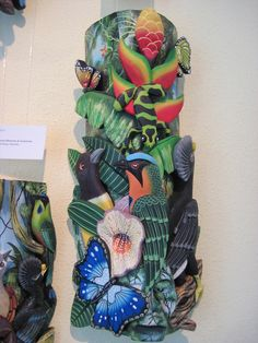 Totally Toucans by Bernardo Gonzales Morales (photo by Judy Bell 2010 625)