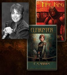C.S Marks Author of The Elfhunter Trilogy