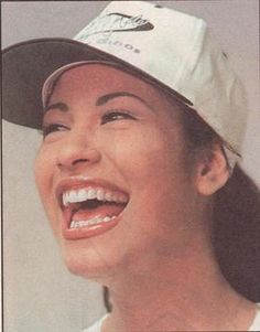 Selena Quintanilla.. Rip loved her life story, music, smile, laughter, happiness etc such a tragic end.