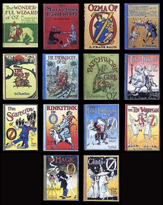 im currently reading all these online they are public domain now you can read them for free here: http://main.put.com/oz/