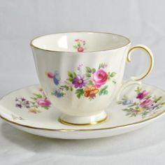 MORE INFO/ TO BUY https://www.etsy.com/listing/171627787/minton-demitasse-cup-duo-marlow-pattern