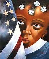 Black Art Oil Painting Art Gallery