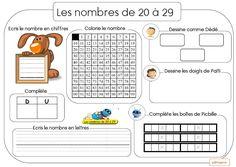 Mathématiques CP - La classe de Lòrien