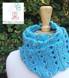 Cinderella Scarf - LoopsKnitting.com - Loops®, A yarn store in Tulsa, Oklahoma. - Powered by ePosim eCommerce