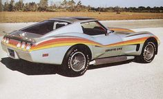 Can-Am Corvette CR-2 sebring 1978 | The Eckler's Can Ams