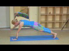 Гимнастика для сохранения фигуры от Зои Богдановой #планки - YouTube