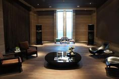 A really nice Focal Utopia listening room