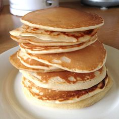 Happy New Year and pancakes. American Pancakes, Learn To Cook, Super Easy, Cooking, Breakfast, Recipes, Food, Happy, Sweet Recipes