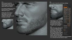 Zbrush _ Breakdown of Aguilar De Nerha _ By Bao Vu