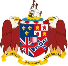 Find details on the Alabama state Coat of Arms. Access Alabama other state symbols, emblems, mascots, and state Coat of Arms. Confederate States Of America, Confederate Flag, Union Flags, Southern Heritage, Sweet Home Alabama, Flags Of The World, Down South, Coat Of Arms, December