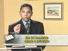 03 - As Colunas da Verdade (O Grande Conflito) Pr. Luís Gonçalves