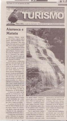 Aiuruoca e Matutu – Publicado em 07 de setembro de 2006