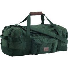 Performer Elite Duffel Bag 70L Burton Snowboards (120 CAD) ❤ liked on Polyvore