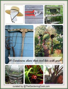8 Gardeners share their top favorite garden tools