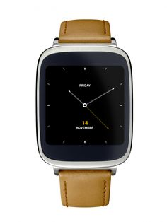 The Asus ZenWatch.  Get it for $199 on the Google Play Store or Best Buy. #tech #gadgets #smartwatch #wearables