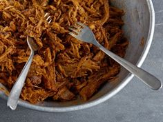 Slow Cooker Shredded Pork *Kelsey's Essentials