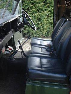 Safarious Land Rover Series III