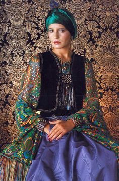 YSL Russian Collection 1976