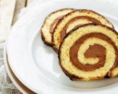 Gâteau roulé au Nutella® allégé en calories