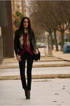 Mango jeans, jacket thomas, burberry bag, Zara heels