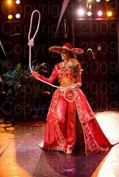 Mexico Miss Universe 2009 National Costume