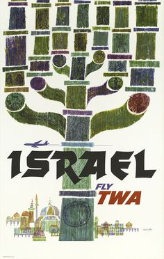 ... , Klein is most famous for his vintage travel posters for Trans World Airlines (TWA), where he was invited to create an ad campaign for a wide variety…