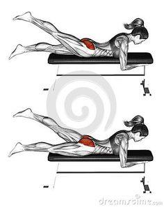 nice Fitness exercising. Alternate Leg Reverse Hyper. Female - Fitness Women's active...by http://dezdemoonfitnes.gdn