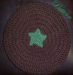 Star Slouchy Hat Pattern. $3.00, via Etsy. Love this hat!