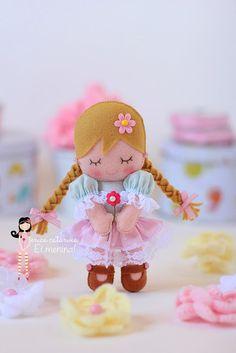 Ei Menina!: boneca