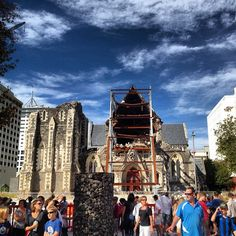 The future of the Christchurch Cathedral is still uncertain. We have 3 possibilities, restoration, a new Cathedral built in similar style with a modern twist, or a contemporary version.