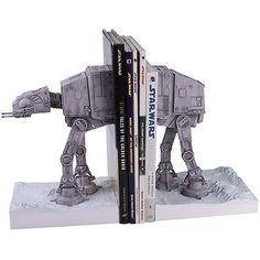 Gentle Giant Studios - Star Wars serre-livres AT-AT Walker 16 cm Star Wars Decor, Decoration Star Wars, Theme Star Wars, Lego Star Wars, At At Walker, Star Wars Bedroom, Star Wars Nursery, Nerd Room, Nerd Cave