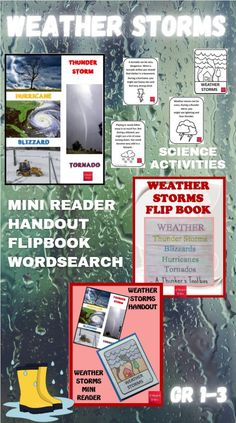 Science Resources, Science Lessons, Science Activities, Teaching Resources, Word Ladders, Weather Storm, Teaching Kids, How To Introduce Yourself, Cool Words