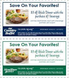 Hometown buffet bogo 3 buffet printable coupon httptakecoupons hometown buffet coupon free for june fandeluxe Choice Image