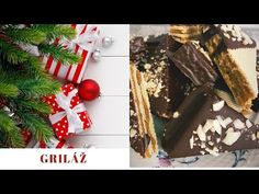 Griláž - YouTube Christmas Wreaths, Christmas Ornaments, Gift Wrapping, Holiday Decor, Gifts, Dessert, Youtube, Home Decor, Gift Wrapping Paper
