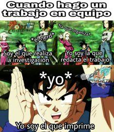 Memes de Dragón Ball #detodo # De Todo # amreading # books # wattpad