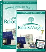 Family Tree Maker® users have a new home at RootsMagic; Upgrade offer with Free Book and Magic Guides Genealogy Sites, Genealogy Research, Family Genealogy, Family Tree Software, Ancestry Tree, Family Tree Maker, Family Tree Research, Genealogy Organization, My Family History
