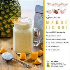 Mangolicious #310Shake