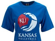 Buy NCAA KU Volleyball T-Shirt T-Shirts Apparel and other Kansas Jayhawks products at KUStore.com