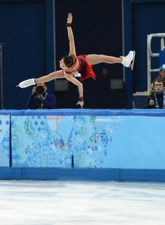 LOL Olympics Pairs Figure Skaters Minus Men Are Totally Magical | true that