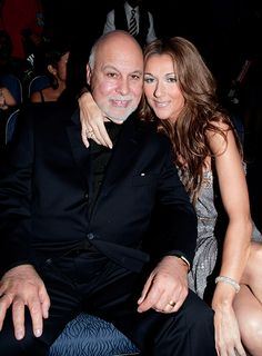 Tender moments from Celine Dion and René Angelil's 21-year marriage - Snuggled up in the audience at the 2007 American Music Awards, the happy couple appeared to be more in love than ever.
