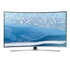 telewizor LED Samsung UE55KU6670S Curved