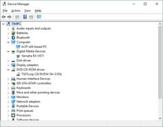 How To Open Device Manager in Windows 10, 8, 7, Vista, or XP: Device Manager (Windows 10)